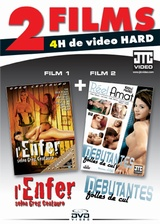 2 films : L'enfer + D�butantes folles de cul