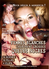 Femmes blanches cherchent grosses queues noires