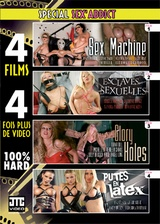 4 films sp Sex Addict